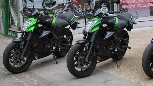 moto solidaire permis